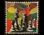 Schacchiera internazionale / International chessboard